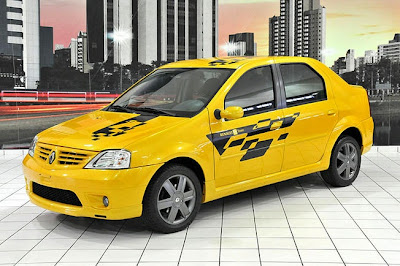 Renault Logan Sport F1