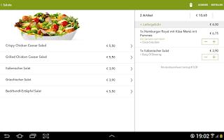 Screenshot of Mjam.at - Essen Lieferservice