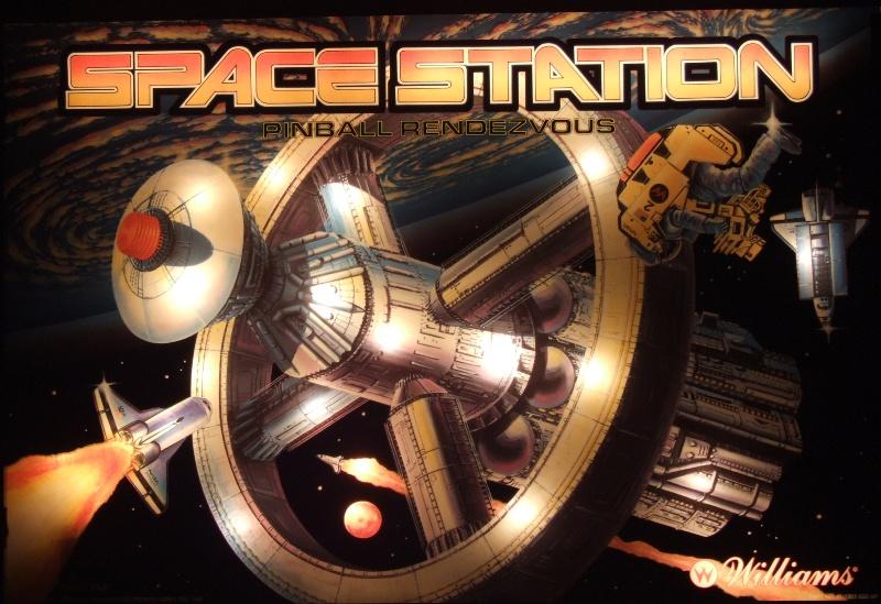 Space Station translite