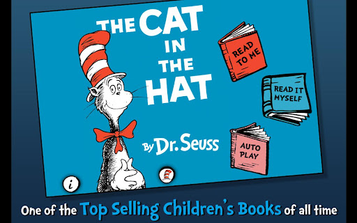 The Cat in the Hat - Dr. Seuss