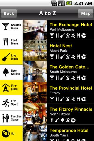 玩生活App|Melbourne Bars and Pubs 2012免費|APP試玩
