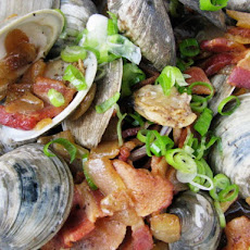 Sunday Supper: Clams and Bacon