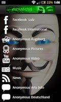 Screenshot of Anonymous News