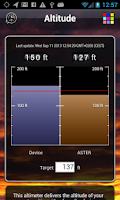 Screenshot of Altitude Free