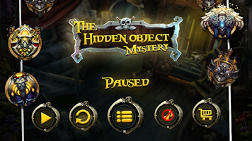 Screenshot of The Hidden Object Mystery