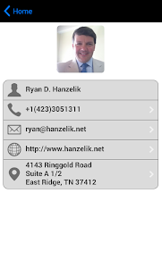 Ryan Hanzelik, Attorney at Law - screenshot