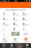 Screenshot of 007VoIP Cheap VoIP calls