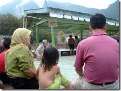 Sibayak hot spring (2)