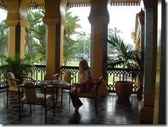 Verandah Istana Maimun