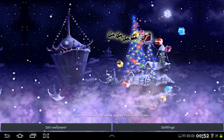Screenshot of Christmas Snow Fantasy