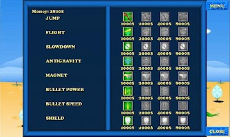 Screenshot of Jet Runner
