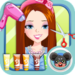 Hair Salon - hair game APK Image