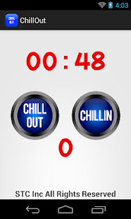 Chill Out Button!-don't panic - screenshot