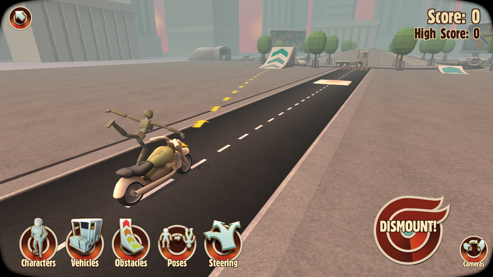 Turbo Dismount™ Screenshot 4