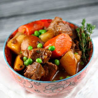 Beef Stew With Potatoes In Slow Cooker Recipes