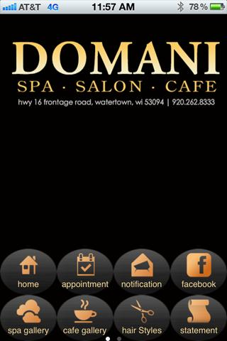 Domani Salon and Spa