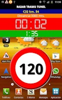 Screenshot of Speed Trap Alert Pro Premium