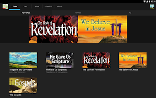 Screenshot of Third Millennium Ministries