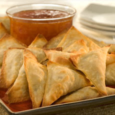 Unfried Vegetable Dumplings