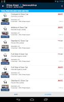 Screenshot of Orbitz - Flights, Hotels, Cars