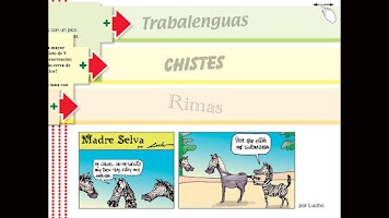 Screenshot of Revista Iguana