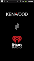 Screenshot of iHeart Link for KENWOOD