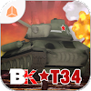 BATTLE KILLER TANK 34 3D