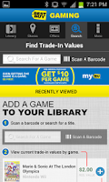 Screenshot of Best Buy Gaming