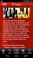 Screenshot of FineWine