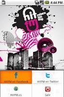Screenshot of HitFM