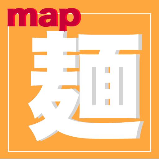 Map麺 LOGO-APP點子