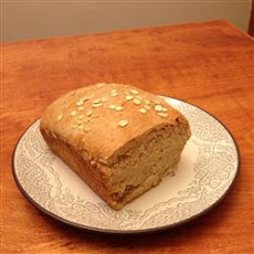 Oat-N-Honey Bread