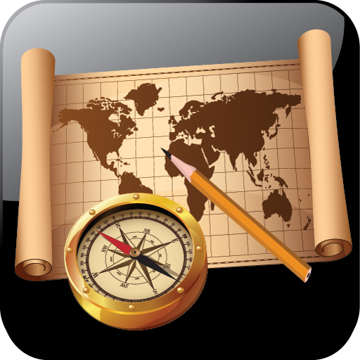 工具必備App|Map and Compass LOGO-綠色工廠好玩App