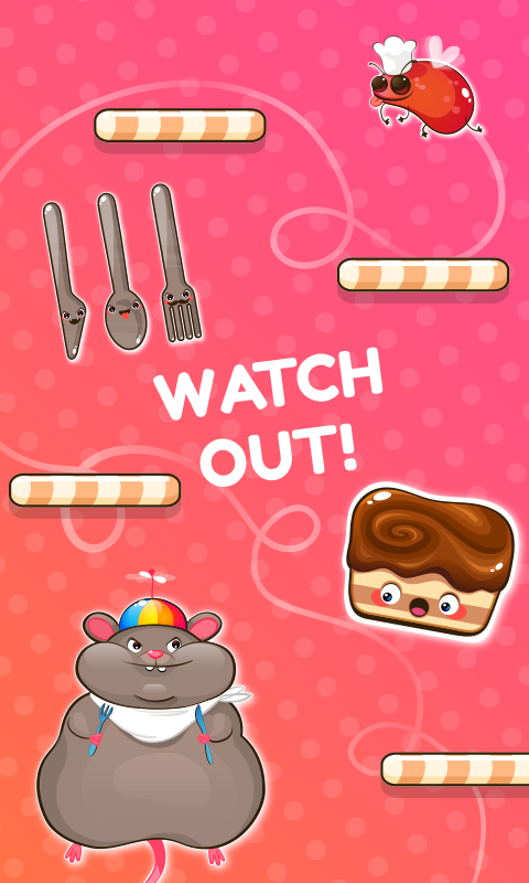 Cake Jump Screenshot 2