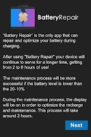 Screenshot of Battery Repair (Doctor Boost)