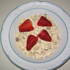 Healthy Breakfast Muesli