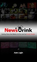Screenshot of NewsDrink