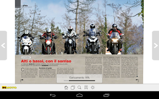 Screenshot of InMoto