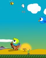 Screenshot of Wee Bee vs Cute Birds