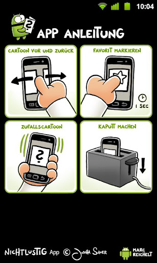 【免費漫畫App】NICHTLUSTIG-APP點子