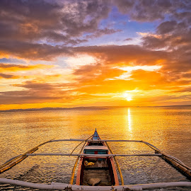 Set to Go by Karen Lee - Landscapes Sunsets & Sunrises