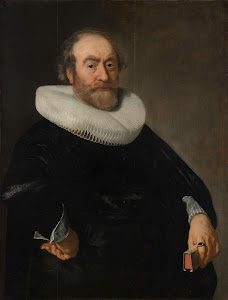 RIJKS: Bartholomeus van der Helst: Portrait of Andries Bicker 1642