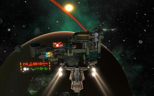 Vendetta Online (3D Space MMO) - screenshot