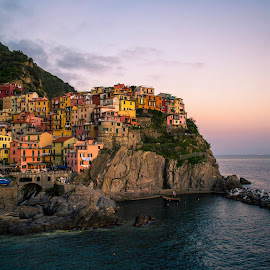 Manarola, Cinque Terre by Will Julius - Landscapes Travel