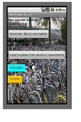 Bike Finder Deluxe