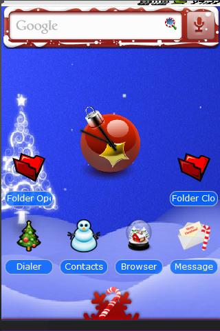 Happy Holidays Theme