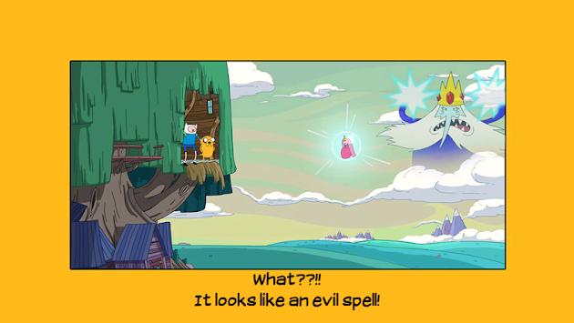 Adventure Time Raider apk screenshot