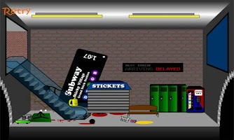 Screenshot of Stickman Murder