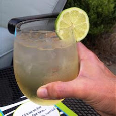 Joe's Perfect 'Anti-Sour Mix' Margarita