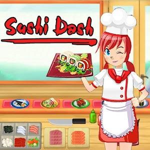 Cover art Sushi Dash